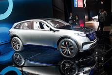 electric mercedes 2020 mercedes eq electric suv will launch in australia by 2020