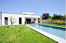 maison contemporaine avec piscine agence ea bordeaux