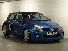 clio 3 sport used 2004 renault clio 3 0 v6 sport 3dr for sale in west