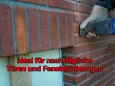 Sturz Einbauen Außenwand - mauerdurchbruch f 252 r fenster oder t 252 r 246 ffnungen