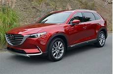 new car review 2019 mazda cx 9 grand touring awd review