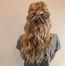 20 half up half down wedding hairstyles anyone would love chicwedd