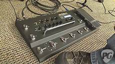 Line 6 Pod Hd400 Multi Effects Pedal Demo