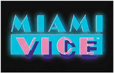 miami vice logo miami vice futurepedia fandom powered by wikia