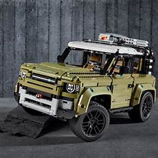 lego technic land rover defender at mighty ape nz