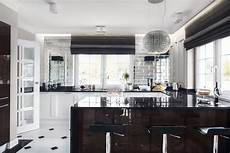 Deco Kitchen Design With Glam Touches Digsdigs