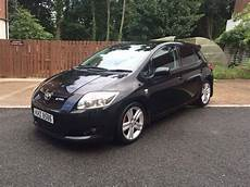 Toyota Auris 2008 - 2008 toyota auris sr 180 d4d for sale in belfast gumtree