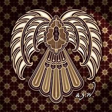 Motif Batik Garuda Batik Indonesia