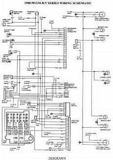 1989 chevy 1500 instrument wiring diagram gmc truck wiring diagrams on gm wiring harness diagram 88 98 kc chevy silverado chevy s10