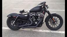 2010 Harley Davidson Iron 883 1200 Conversion