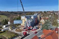 Foto Bernhard Hardheim - krankenhaus hardheim faszinierender blick oben