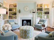 Green And Blue Living Room Ideas