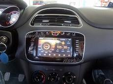 1 din for new fiat punto and evo dvd gps player blue me