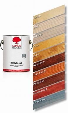 holz lasur holzlasur 261 leinos naturfarben 214 le und farben von