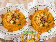 zuppa di zucca la ricetta della zuppa di zucca