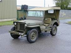 1942 Willys Mb For Sale  Classic Cars UK
