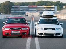 2001 audi s4 avant and 2000 audi s4 iron chefs photo image gallery