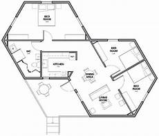 small hexagon house plans regard really encourage home