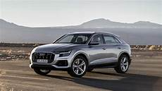 2019 audi q8 first review style and substance weighed in the balance autoblog