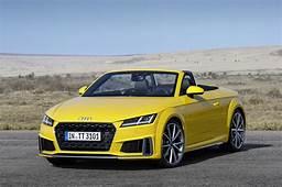 2019 Audi TT And Roadster Get Tweaked  Automobile Magazine