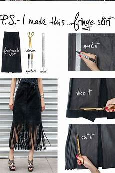 Do It Yourself Kleidung - one of the best ways to get a new wardrobe without