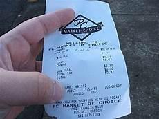 how to preserve store receipts sapling com