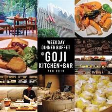 Kitchen Pantip by กว นพาช ม Buffet Goji Kitchen Bar Bangkok