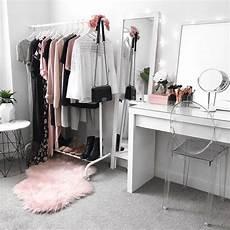 Wardrobe Inspiration Room Makeup Vanity Ikea