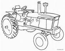 hardy tractor coloring deere kinder malbuch malvorlagen