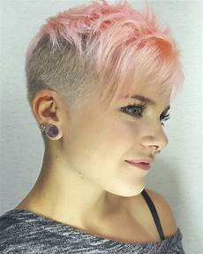 very short shaved pixie haircuts 60 modern shaved hairstyles and edgy undercuts for women