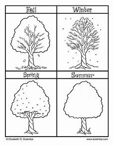 free printable worksheets on seasons kindergarten 14912 printable seasons coloring pictures with fall winter and summer pages for seasons