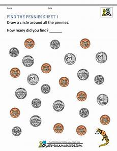 money counting worksheets free printable 2722 kindergarten money worksheets 1st grade