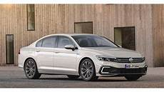 new 2019 volkswagen passat gte in hybrid revealed