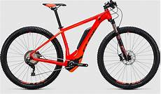 cube reaction hybrid hpa sl 500 29 hardtail e bike 2017