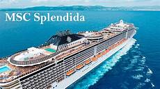 cruise msc splendida hd 1080p youtube