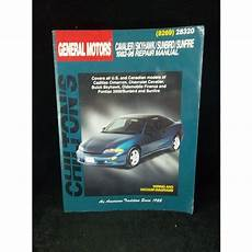 automotive repair manual 1996 pontiac sunfire on board diagnostic system 1982 1996 gm cavalier skyhawk sunbird sunfire chilton repair manual 8269 28320 on ebid united