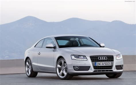 Audi A5 (2007) Widescreen Exotic Car Picture #001 Of 114