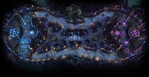 League Of Legends Twisted Treeline