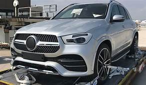 2019 Mercedes Benz GLE Spied Again New Model Spotted