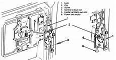 Repair Guides Interior Door Lock Cylinder Autozone