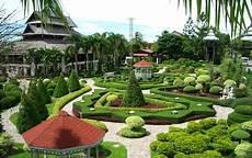 Tropical Gardens In Khao Sok