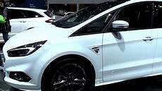 2018 ford s max st line sport edition design special