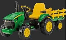 12v traktor deere mit anh 228 nger elektrofahrzeug real