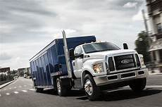 Ford F 650 F 750 Achieve Best Sales In 19 Years