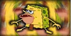 Cave Spongebob Meme