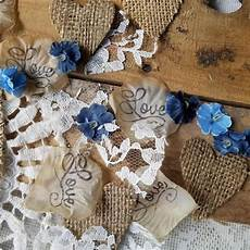 rustic table decorations for wedding or bridal shower