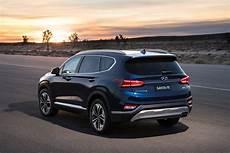 Us Spec Hyundai 2019 Santa Fe Arrived At Ny Autoshow The