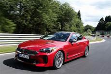 exclusive 2018 kia stinger gt test well stung