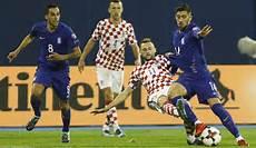 Griechenland Kroatien Wo Kann Ich Das Wm Playoff