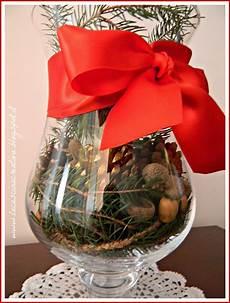 come creare le candele la cascina creativa il natale in un vaso di vetro